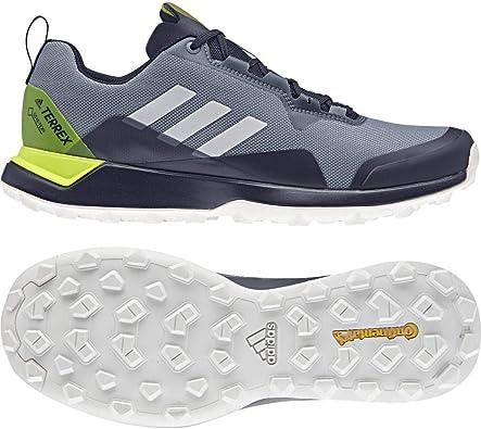 Adidas Terrex CMTK GTX, Zapatillas de Trail Running para Hombre, Azul (Azcere/Griuno/Verene 000), 38 2/3 EU: Amazon.es: Zapatos y complementos