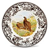 Spode Woodland Red Grouse Dinner Plate by Spode