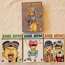 Coffret amer béton tekkinkinkrito 3 vols.