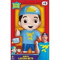 Boneco Luccas Neto - Gigante, 45cm, Articulado - Mimo