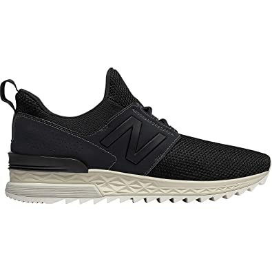 86e4fddb18d6 Scarpe basse Sneakers Uomo Nero (MS574) - New Balance