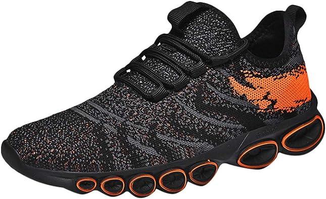 Jodier Zapatillas Deporte Hombres Running Zapatos Hombre Deportivos Casuales Zapatillas Running Hombre Auriculares Correr en Asfalto Calzado Deportivo Hombre: Amazon.es: Zapatos y complementos
