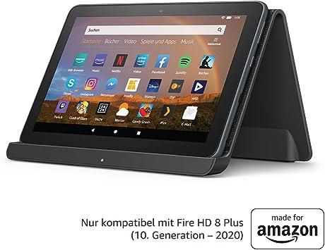 Kabelloses Ladedock Für Amazon Fire Hd 8 Plus Made For Amazon Nur Mit Amazon Fire Hd 8 Plus Kompatibel Amazon Devices