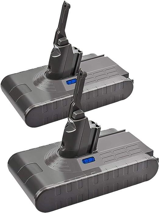 TURPOW V8 - Batería de repuesto para aspiradora Dyson V8 Absolute ...