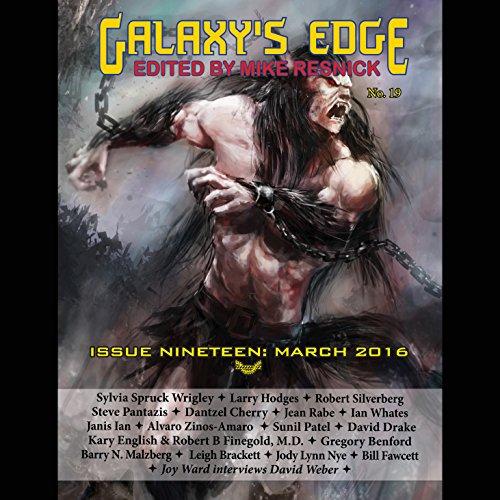 Galaxy's Edge Magazine: Issue 19, March 2016