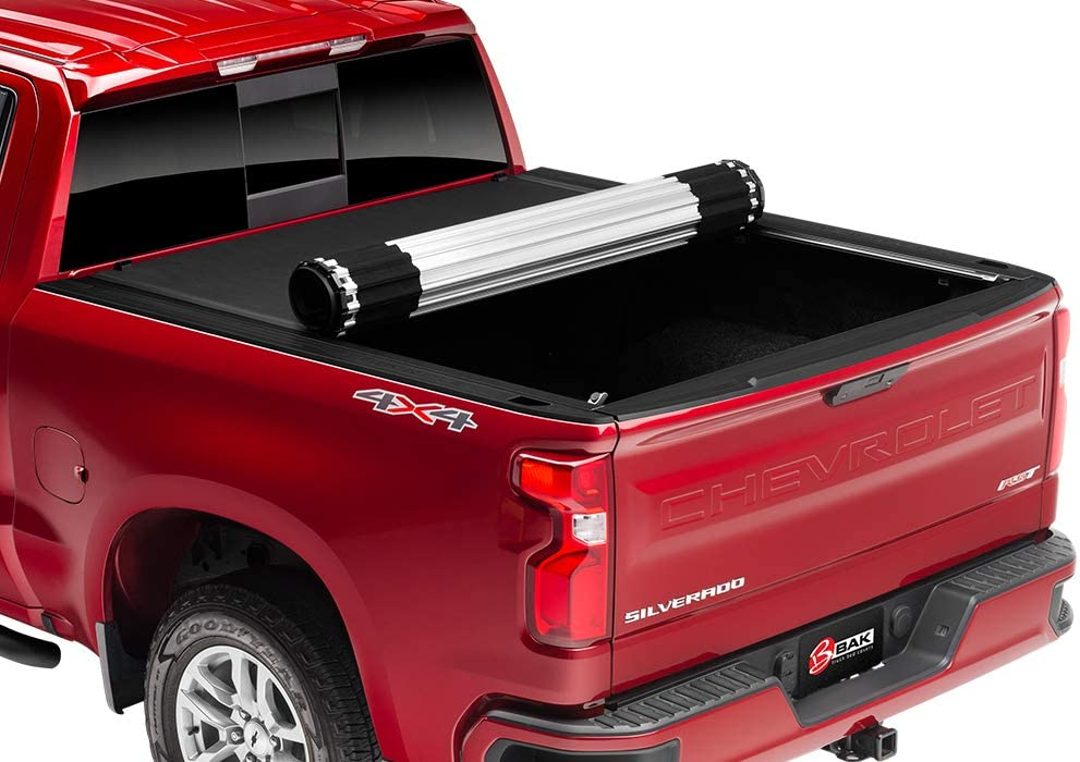 BAK Revolver X4 Hard Rolling Truck Bed Tonneau Cover is the best toneau cover for ram 1500