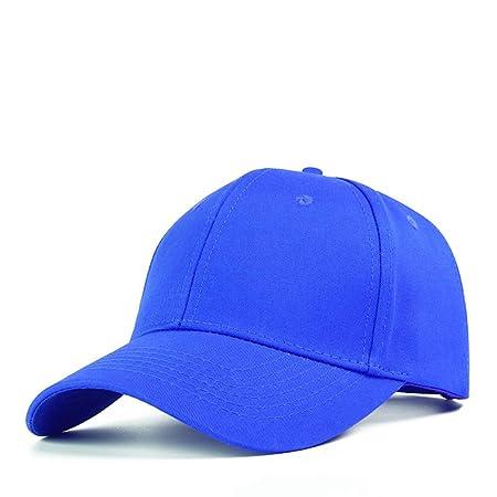 zlhcich Sombreros de béisbol Gorra de Color sólido Sombrero ...