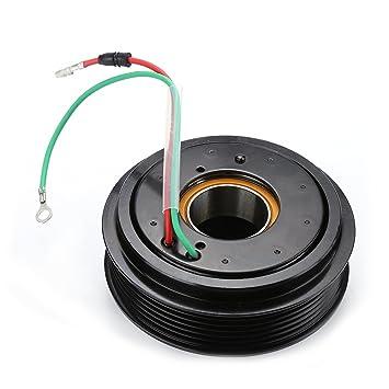 A/C compresor Polea del embrague rodamientos placa de bobina para Honda 01 - 05 1.7L cívica 4968, 4985, 3657, 4914, 3654: Amazon.es: Bricolaje y ...