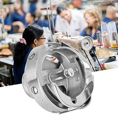 Gancho de La Máquina de Coser Cabezal de La Lanzadera Cabezal de La Bobina del Gancho Giratorio Máquinas de Coser Estuche de La Bobina del Gancho Giratorio de La Lanzadera Accesorios de