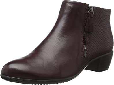 ecco Touch 35 Brown Slip On Shoes For Women