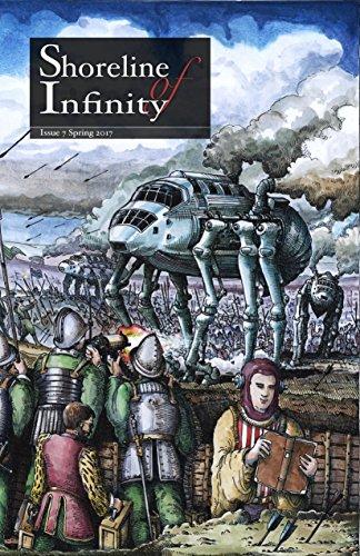 Shoreline of Infinity 7: Science Fiction Magazine