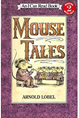 Mouse Tales (I Can Read Level 2) Paperback
