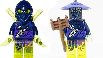 Waffen aus Set 70732 LEGO Bau- & Konstruktionsspielzeug LEGO Minifiguren Lego Figur Ninjago Jay