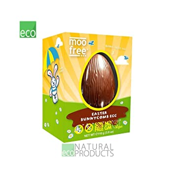 Moo Free bunnycomb última intervensión de huevos de Pascua ...