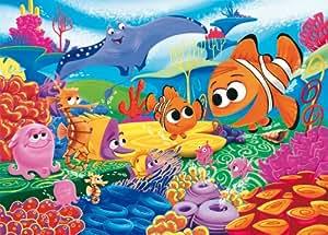 Clementoni - Puzzle infantil de Nemo  (104 piezas)