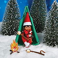 ELF ON THE SHELF LITTLE LUMBERJACK LAD OUTFIT w// BEARD Claus Couture
