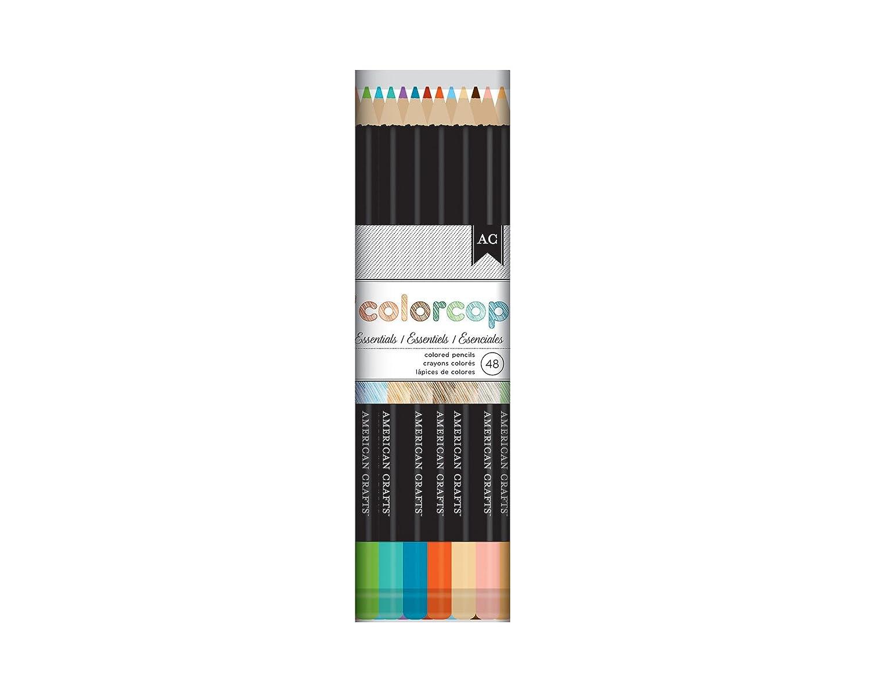 色鉛筆セット 48pc-   B009MRJJEK