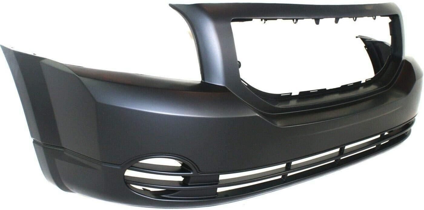 Primed Front Bumper Cover Fascia for 2007-2012 Dodge Caliber 5183407AE CH1000871
