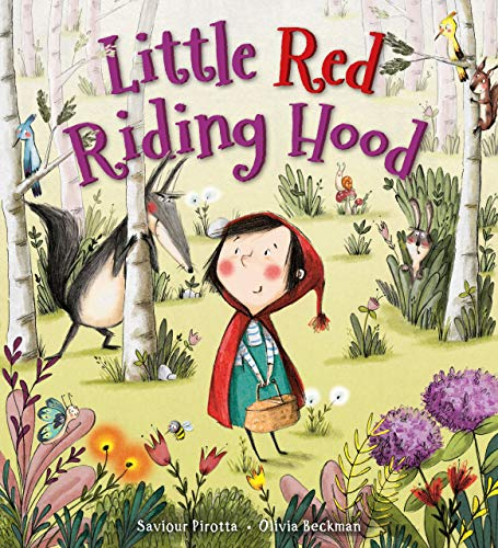 Little Red Riding Hood (Once Upon a Time...)