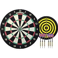 Winmau Family Dart Game met 2 sets Messing Darts
