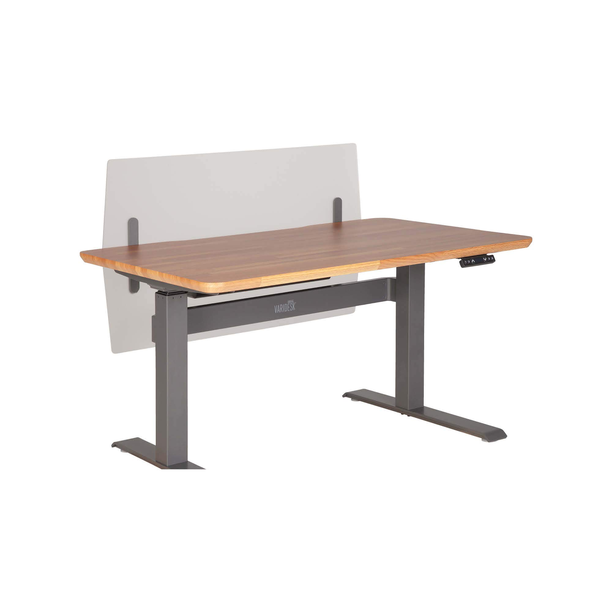 VARIDESK - ProDesk Electric Privacy and Modesty Panel 48 - Office Partition by VARIDESK