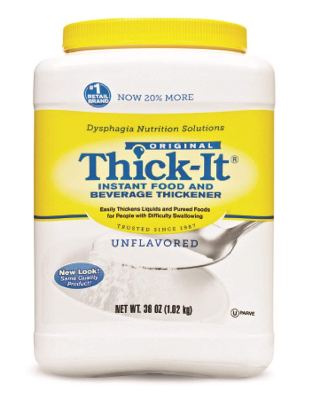 Original Thick It Food Thickener 36 Ounce, Case of 6
