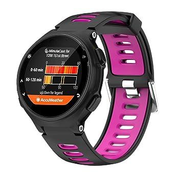De Garmin Silicone cooljun Forerunner 735xt Souple Watch Bracelet Remplacement En Pour kXwOlZiuTP