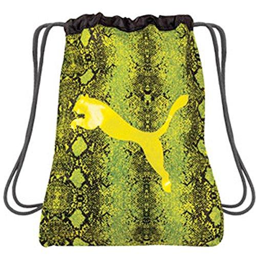Puma Neon Jungle Carry Sack (Puma Green Bag)