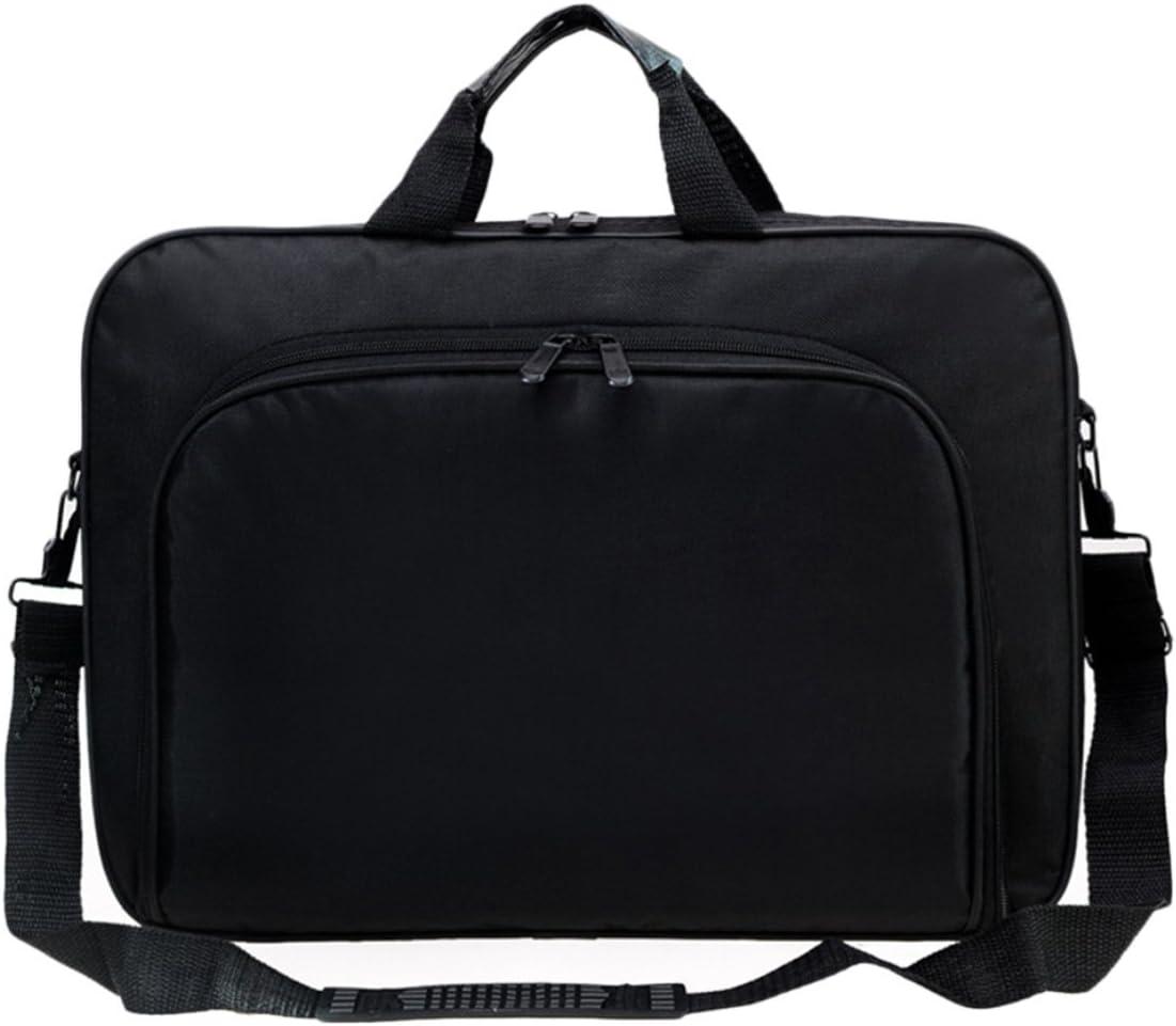 Kongqiabona-UK Portable Business Handbag 15 inch Laptop Notebook Shoulder Bag Multifunctional Case For Men Women Nylon Pack