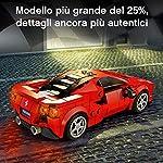 LEGO-Speed-Champions-Ferrari-F8-Tributo-per-Giocare-Costruire-e-Collezionare-lo-Storico-Modello-della-Ferrari-Set-di-Costruzioni-per-Bambini-Collezionisti-e-Amanti-dei-Motori-76895