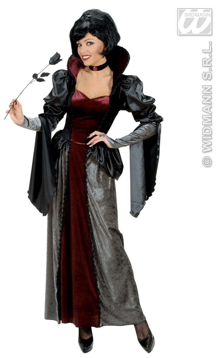 Widmann Vampir Gräfin Luxus Kostüm Damen L