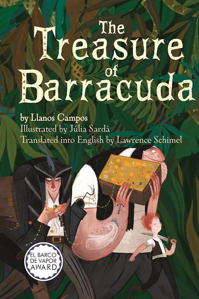 Read Online The Treasure of Barracuda pdf epub
