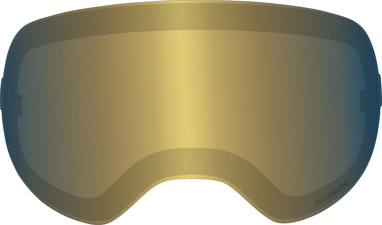 ドラゴンx2s交換用レンズ B076QBNK6Q X2S / Gold Ion Luma 10% VLT X2S / Gold Ion Luma 10% VLT