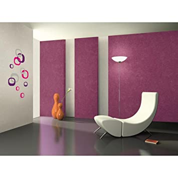 Buy Asian Paints Nilaya Modern Ovals wall stickers Online at Low