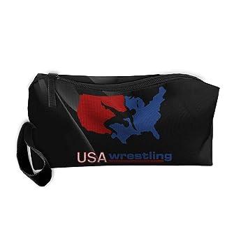 Amazon.com: USA Wrestling Bolsa de almacenamiento portátil ...