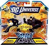 DC Universe Action League FLASHPOINT Mini Figure 2Pack Project Superman Batman