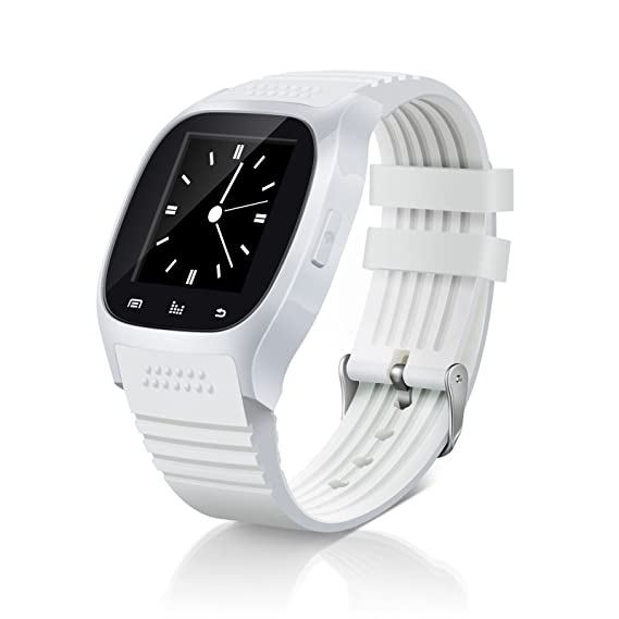 Amazon.com: M26 Bluetooth Smart Watch Cell Phone with ...