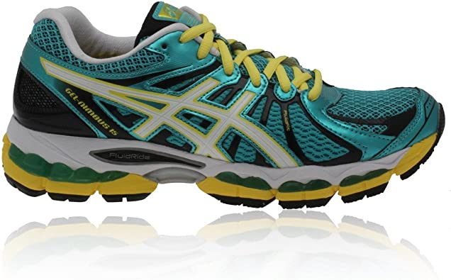 ASICS Gel-Nimbus 15 Womens Zapatillas para Correr - 43.5: Amazon.es: Zapatos y complementos