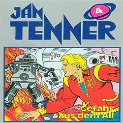 Gefahr aus dem All (Jan Tenner Classics 4)