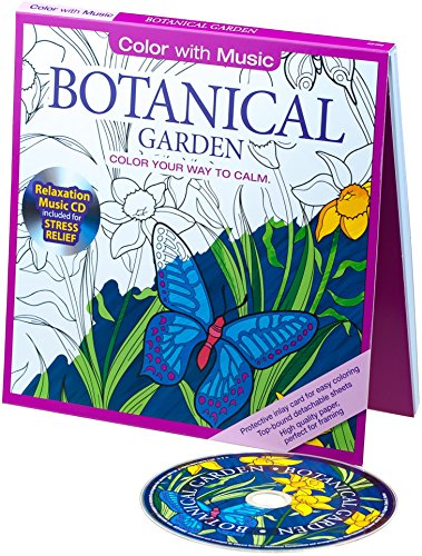 botanical-garden-adult-coloring-book-with-bonus-relaxation-music-cd-included-color-with-music