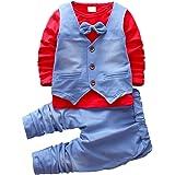 604728855 Amazon.com  CCSDR Baby Boy Clothes Set