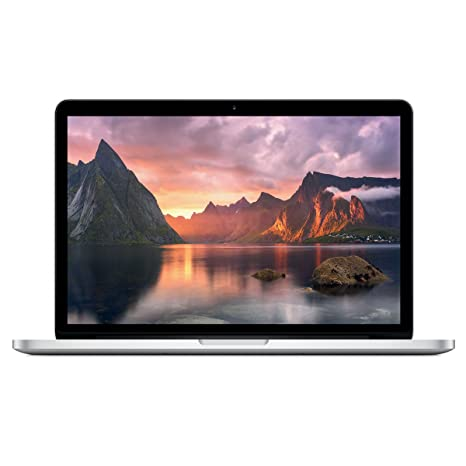 "Apple MacBook Pro 13 Retina Plata Portátil 33,8 cm (13.3"""