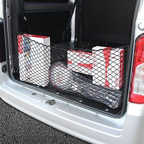 4runner Truck (Cargo Net Envelope Style Trunk Storage Organizer Truck Net with Hooks For Toyota 4Runner 2003 - 2017 New)