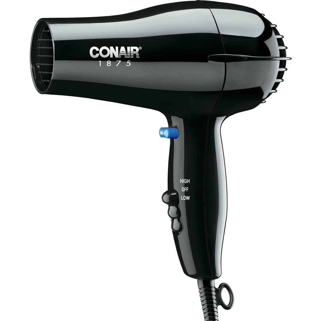 1875W HAIR DRYER BLACK Conair 247BW