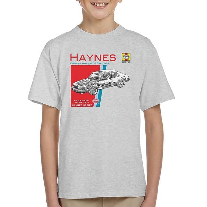 POD66 Haynes Owners Workshop Manual 0765 Saab 900 Turbo Kids T-Shirt
