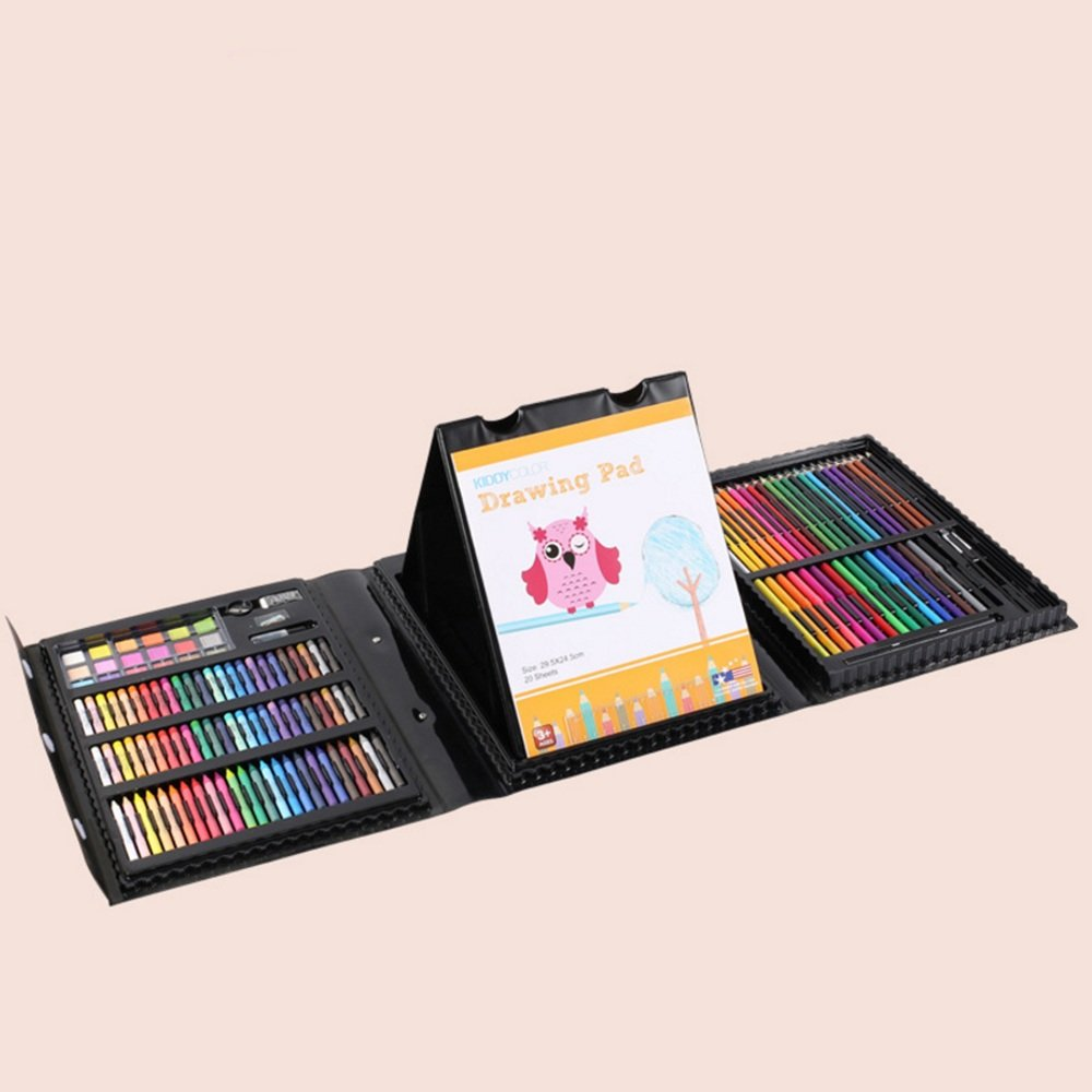 Artist art drawing set, Children's Gifts, Art Supply 1722 Pieces Of Luxury Art Creative Set In Wooden Boxes, Art Supplies Painting And Drawing, Essential Art Kits Gifts for children and children. by JIANGXIUQIN (Image #2)