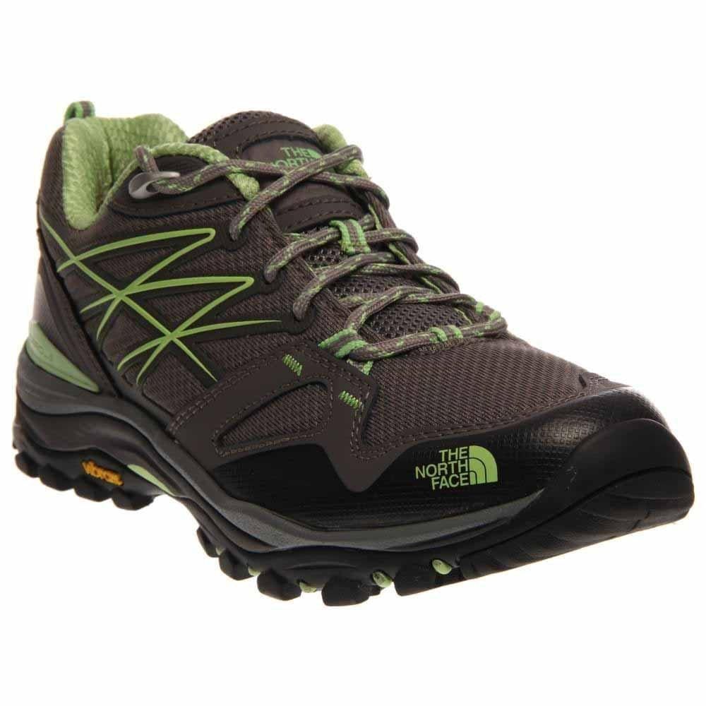 The North Face Women's Hedgehog Fastpack Hiking Shoe B00LNHX4YS 9 B(M) US Grey/Paradise Green