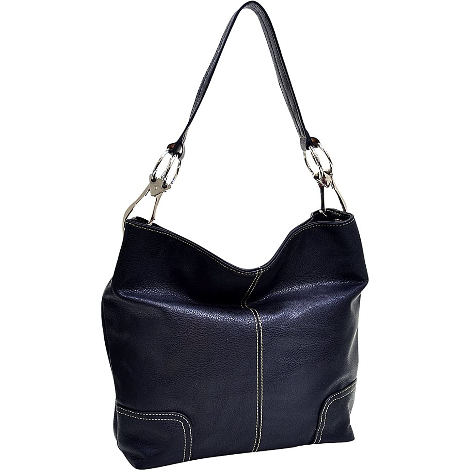 Dasein Classic Corner Patched Hobo