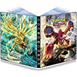 Amazon.com: Pokemon Xy Roaring Skies A4 9 Pocket Portfolio ...