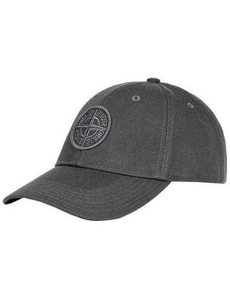 Stone Island - Dark Gray Cap Bucket Fisher hat - L a77d957bcf9b